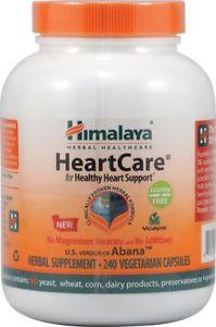 Himalaya Herbal Healthcare HeartCare -- 240 Vegetarian