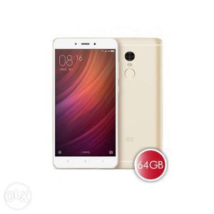 Mi 4 {Gold}[32GB+3GB] New sealed pack,Redmi Note 4 4gb ram
