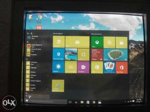 Desktop In Good Condition Samsung Crt Moniter 17