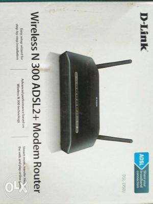 Dlink wireless router + beetel wireless router +