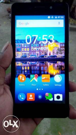 Itel wish a41 4g volte phone in best condition 4month old