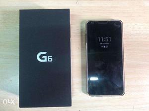 LG G6 64 GB Black Edition