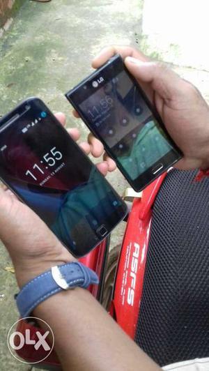 Moto + lg mobile Moto 4g lg 3g phone has urgent