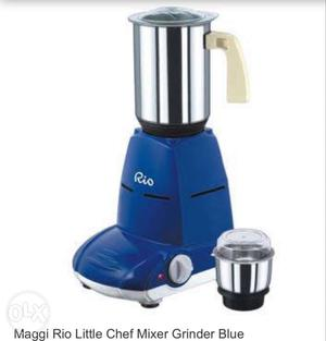 Trendy blue colour mixer grinder that will make