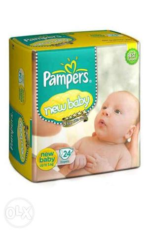 All size daipers n wipes from new born to 3