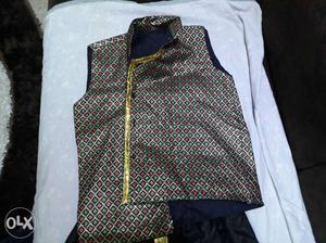 Dandia Dress. Dhoti (धौती) एंड