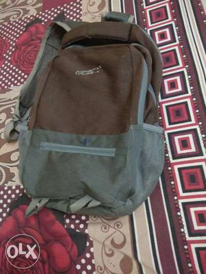 It is a good school bag of good company named
