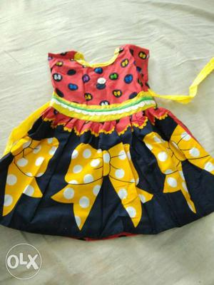 Kids cotton frocks for wholesale prices