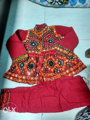 On rent for kids krishna dress nvratris dres