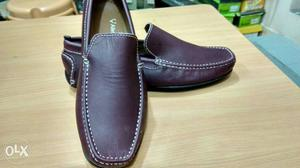 Genuine leather loafr.available sizes 7 to 11
