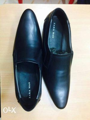 It is genuine leather shoes.available sizes 8 to