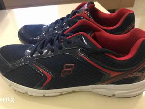 1 or 2 times used only. original FILA price is