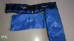 2 ankle weights of 1 kg each, for children's