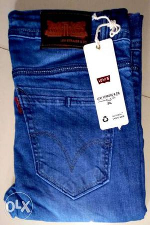 Branded jeans Levi's, we have all types of