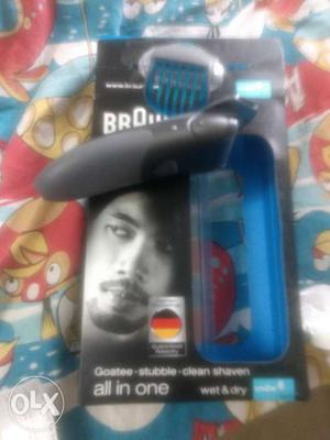 Braun shaver cruzer 6 face Date of purchasing 01