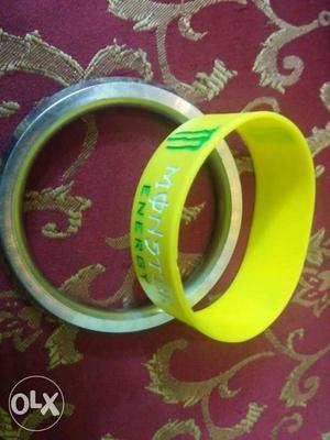 Green Monster Energy Band