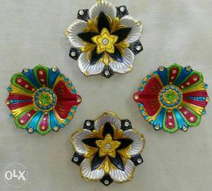 Hand Painted Diyas