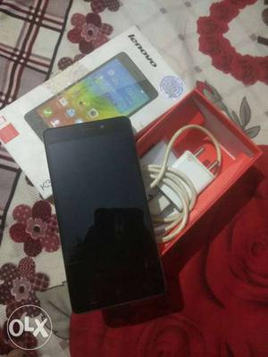 Lenovo k3note 4g Itz in mint condition maintained