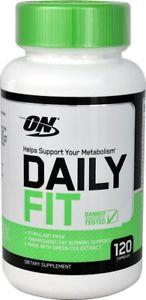 Optimum Nutrition Daily Fit -- 120 Capsules