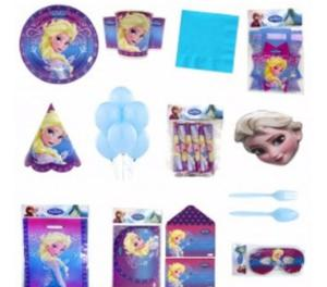 Frozen Party Kit- Theme Party Decorations at Partyzebra New