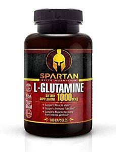 L-Glutamine Capsules mg 180 Capsules Superior