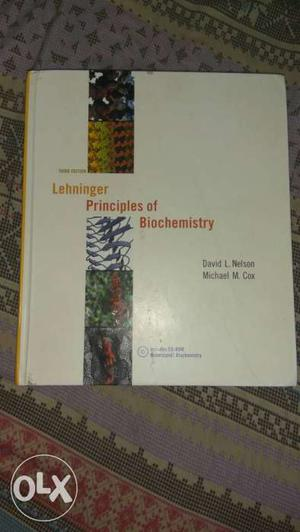 Lehninger principles of biology...a good and