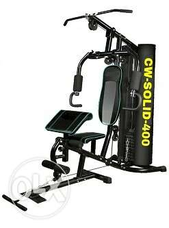 Multi Functional HOME GYM Brand New Cardioworld With 21