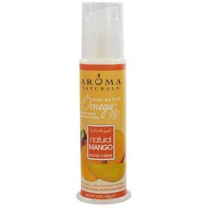 Omega X Mango Butter Aromatherapy Whipped Cream Tube 5 oz -