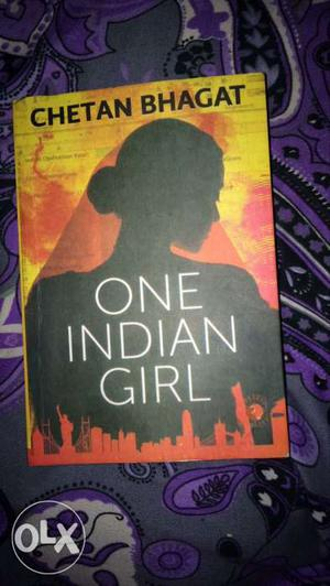 One Indian Girl By Chetan Bhagat Book