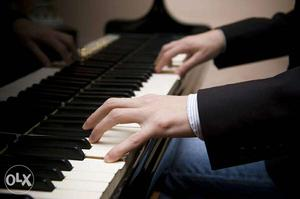 Piano & synthesizer lessons in your Home. learn