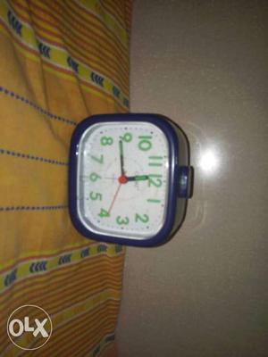 Orpat brand alarm clock, loud noise.