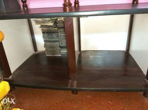 TV stand suitable for both LED and Other TV