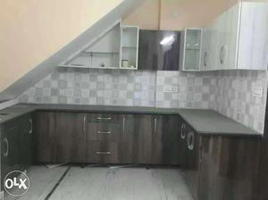 Two rooms,open kitchen, bathroom, lobby for rent