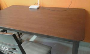 Zuari 6 seater dining table for sale. The table