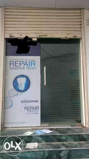 200 sq feet shop for rent only located in swaroop