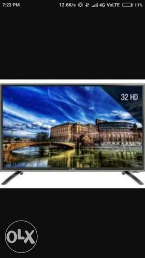 32 inch smart led new 1 year wranti Android wifi
