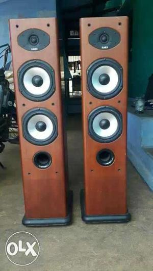A E Tower Speakers