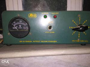Askar company 's branded stabilizer (voltage