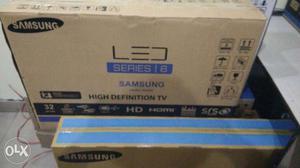 Brand new 32inch samsung panel led tv