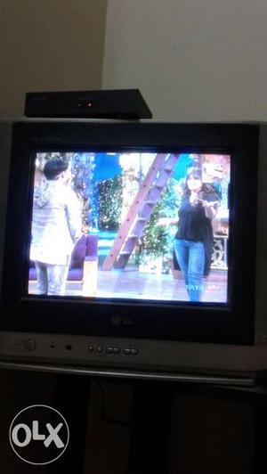 LG colour TV n TATA SKY