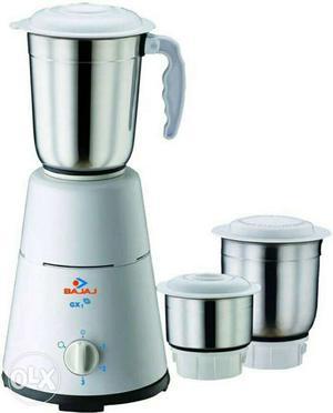 New mixer grinder for sale bajaj GX 1 mixer