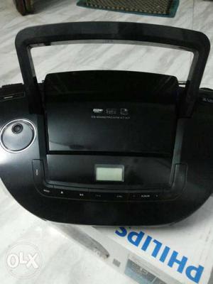 Philips Usb,cd,radio,player
