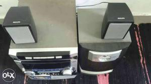 Philips Music System 3vcd For Sale Posot Class