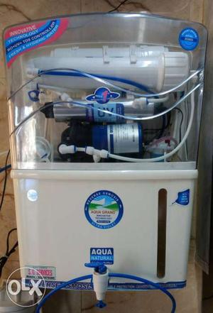 White Water Purifier