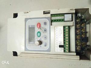 2 hp Delta Old/Used/ second hand VFD / AC Drive /IM speed
