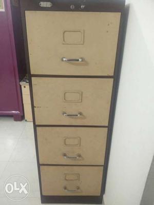 Office file locker. Alwin godrej company very