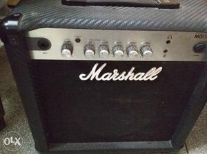 Original Marshall amplifier 15watt with dual