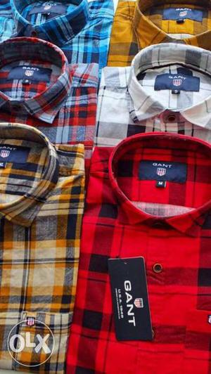 Shirts price - 600(per piece) T shirt price -