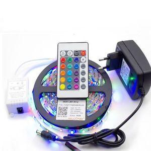 5M LED Remote Control Strip Light for Diwali Home Decoration