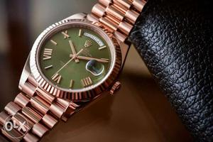Avl for Sale New & Limited Rolex Day-Date 60th